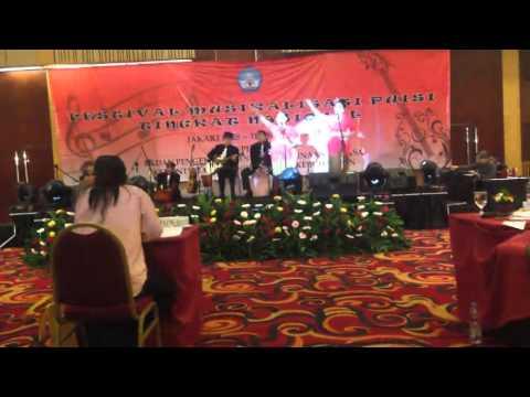 Juara 1 Musikalisasi Puisi Tingkat Nasional 2015 Jawa Tengah