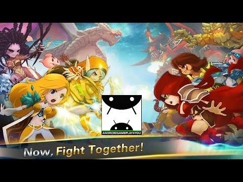 Summoners Legend Android GamePlay Trailer [1080p/60FPS] (By MagicBone Game)