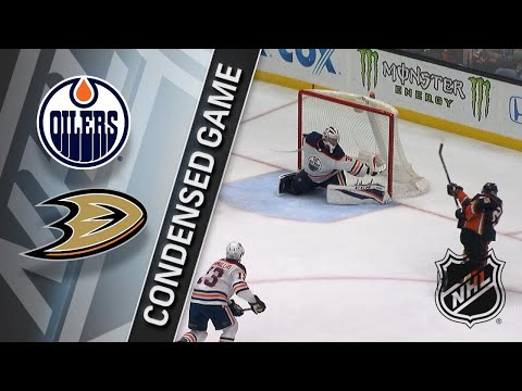 02/25/18 Condensed Game: Oilers @ Ducks