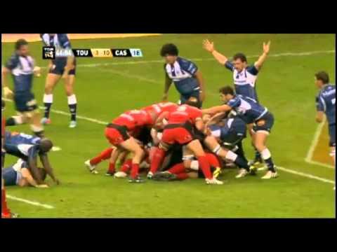 Finale Top 14 : Toulon - Castres (14-19) Rugby Résumé