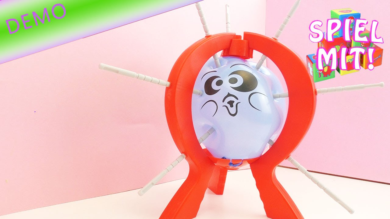 boom boom ballon demo nina kaan und kathi lassen einen luftballon platzen youtube. Black Bedroom Furniture Sets. Home Design Ideas