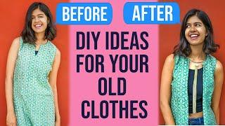 DIY: Recycle your Old Dupattas and Kurtis!| Sejal Kumar