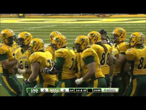 2015 North Dakota at North Dakota State