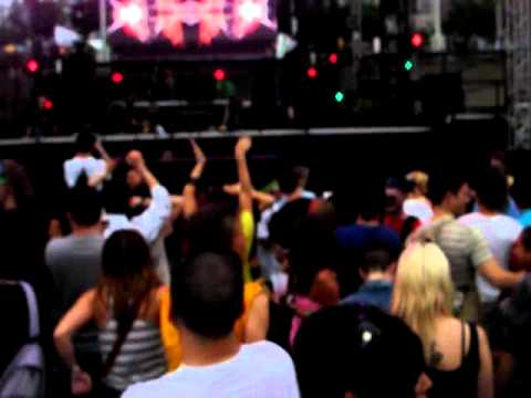metro area - vitamin water main stage - paxahau electronic music festival 11 detroit, mi - 28-MAY-11
