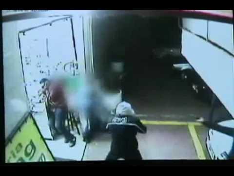 vigia executado-man murdered- Campo Limpo Paulista-Brasil.flv