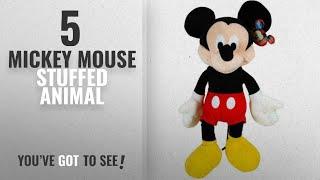 Top 10 Mickey Mouse Stuffed Animal 2018 Disney Mickey Plush 15 quot