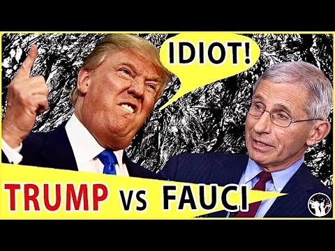 Trump Called Fauci An Idiot But The BIGGER Story Is Being Missed Here!