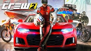 The Crew 2 Funny Moments - FREE ROAM and EXTREME STUNTS!! (The Crew 2)