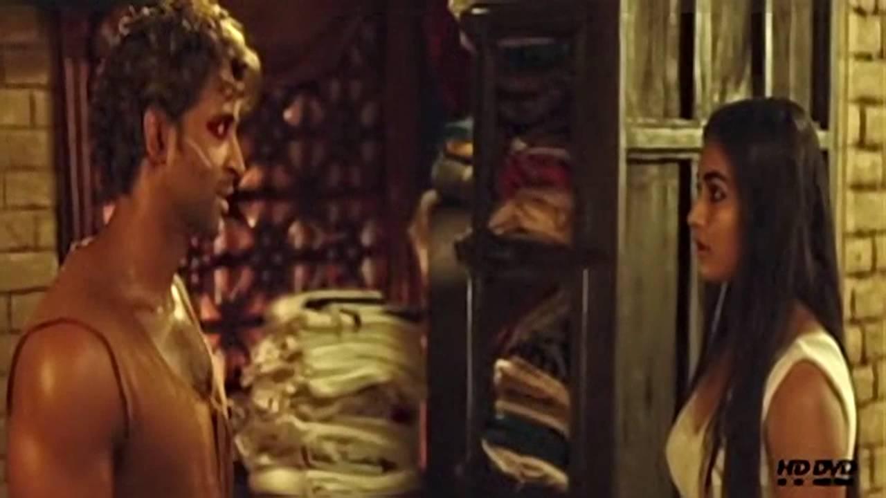 Download Mohenjo Daro New Movie Kissing Scene   Hrithik Roshan   Pooja Hedge