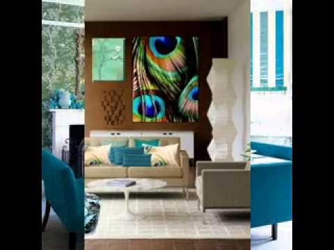 Peacock bedroom decorating ideas youtube for Bedroom designs youtube