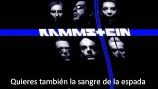 Rammstein: Wollt ihr das Bett in Flammen sehen? (Subtitulado Español)
