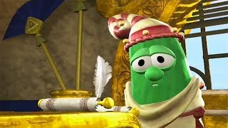 VeggieTales | The Girl Who Became Queen | VeggieTales Full Episode | Videos For Kids