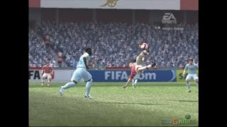 Fifa 09 - Gameplay PS2 (PS2 Games on PS3)