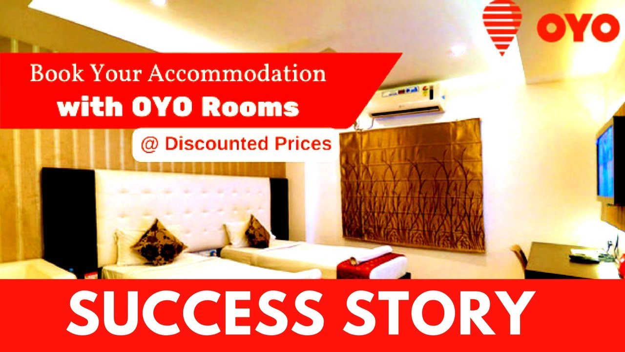 OYO Rooms Success Story in Hindi | Ritesh Agarwal Biography | Indian Startup