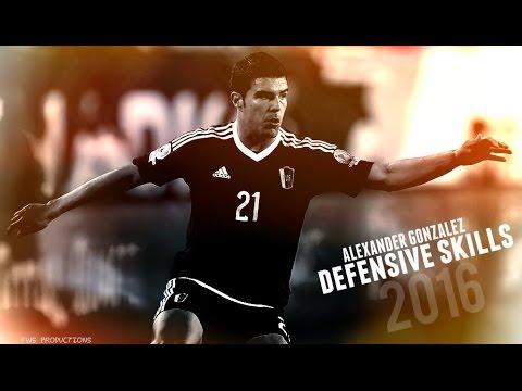 Alexander Gonzalez ● Defensive Skills ● Copa América Centenario 2016 |HD|