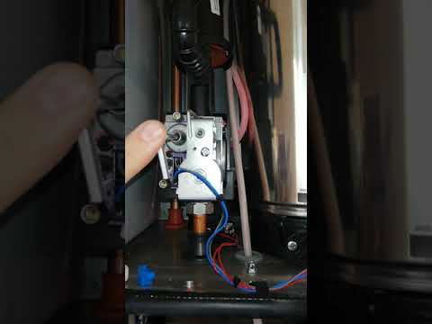 Пусконаладочные работы конденсационного газового котла BOSCH Condens 2500 W #B
