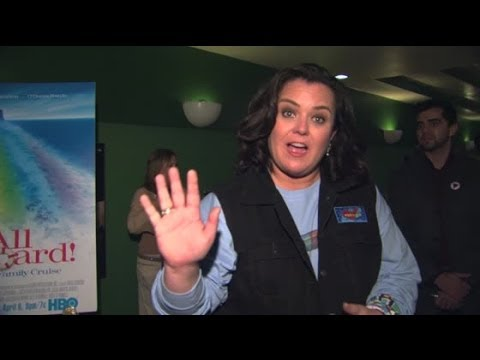 Rosie O'Donnell Refuses to Work With Reality TV Stars on 'The View' | Splash News TV