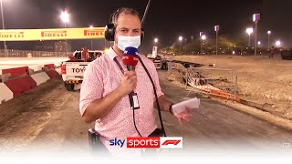"""It is quite shocking to see the remnants"" 