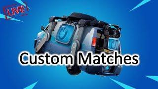 New Update / Custom Matches in Fortnite (Code nirmal)