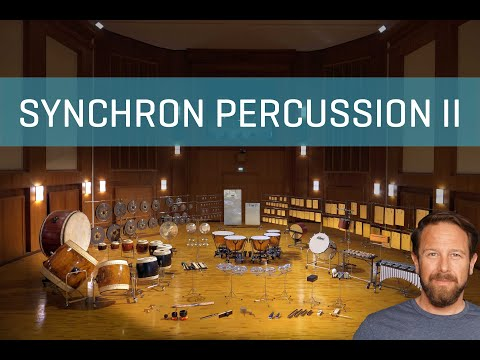 Synchron Percussion II – Introduction & Overview