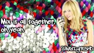 Hannah Montana - Best Of Both Worlds 2009 Movie Mix - Lyrics