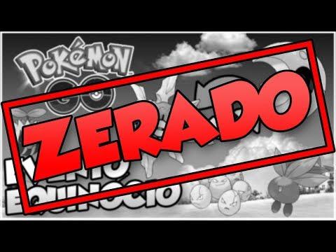 ZERAMOS O EVENTO EM 1 HORA - Pokémon Go | Capturando Shiny (Parte 51) thumbnail