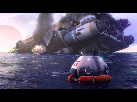 Alone in the Ocean... - Subnautica (Full Release) - Part 1