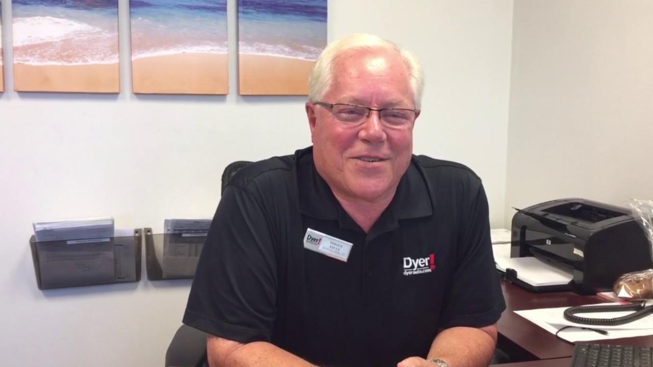 Fred Caldwell Chevrolet Traderev Customer Testimonial Fergus Kelly Ucm At Dyer