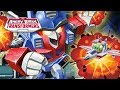 Angry Birds Transformers Optimus Prime & Bumblebee Games for Kids Gameplay #5