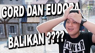 GORD DAN EUDORA BALIKAN ??? - MOBILE LEGENDS THE MOVIE (STORY) EPISODE 10 REACTION BY KELVIN GAMING