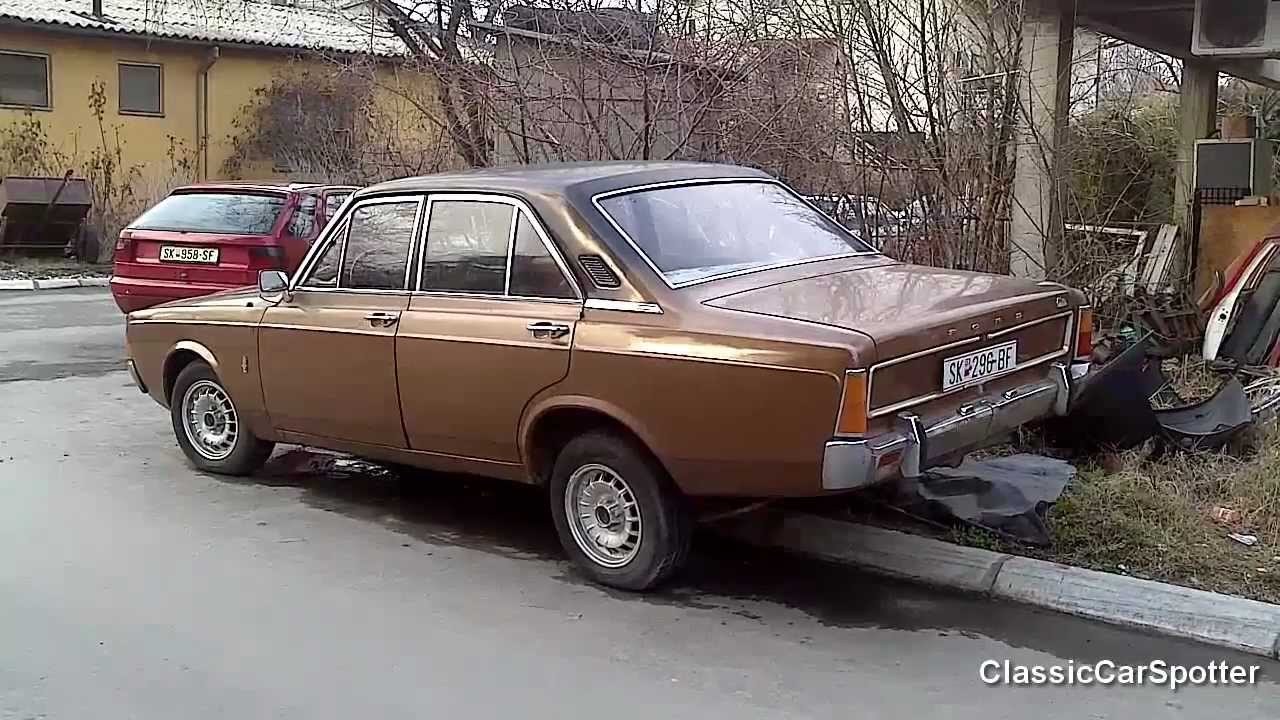 ford taunus 17m found in skopje macedonia youtube. Black Bedroom Furniture Sets. Home Design Ideas