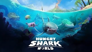 Игра: Мир голодных акул