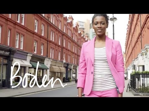 Boden AW17 Lookbook: Smart Outfits for Autumn