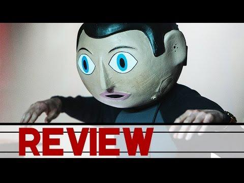 FRANK Trailer OmU & Review Kritik (HD) | Drama, Komödie
