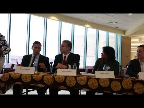 Pt. 6D Sexual Assault Illinois Attorney General Candidates at Chicago State University MVI 9168