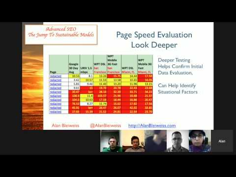 Advanced SEO Understanding – The Jump to Sustainable Models by Alan Bleiweiss