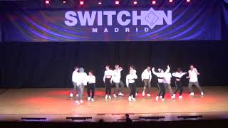 THE JUNGLE dance team || Choreography by @lohitzunelohi || Switch on - Madrid
