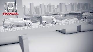 Honda Xcelerator and Perceptive Automata | CES 2019