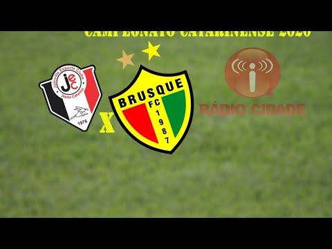 Joinville x Brusque - Quartas de Final do Catarinense 2020