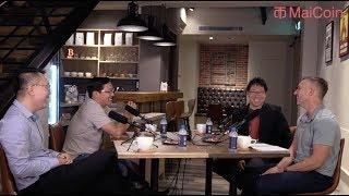 Podcast # 1 Charlie Lee / Samson Mow