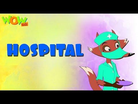 Hospital - Eena Meena Deeka - Non Dialogue Episode