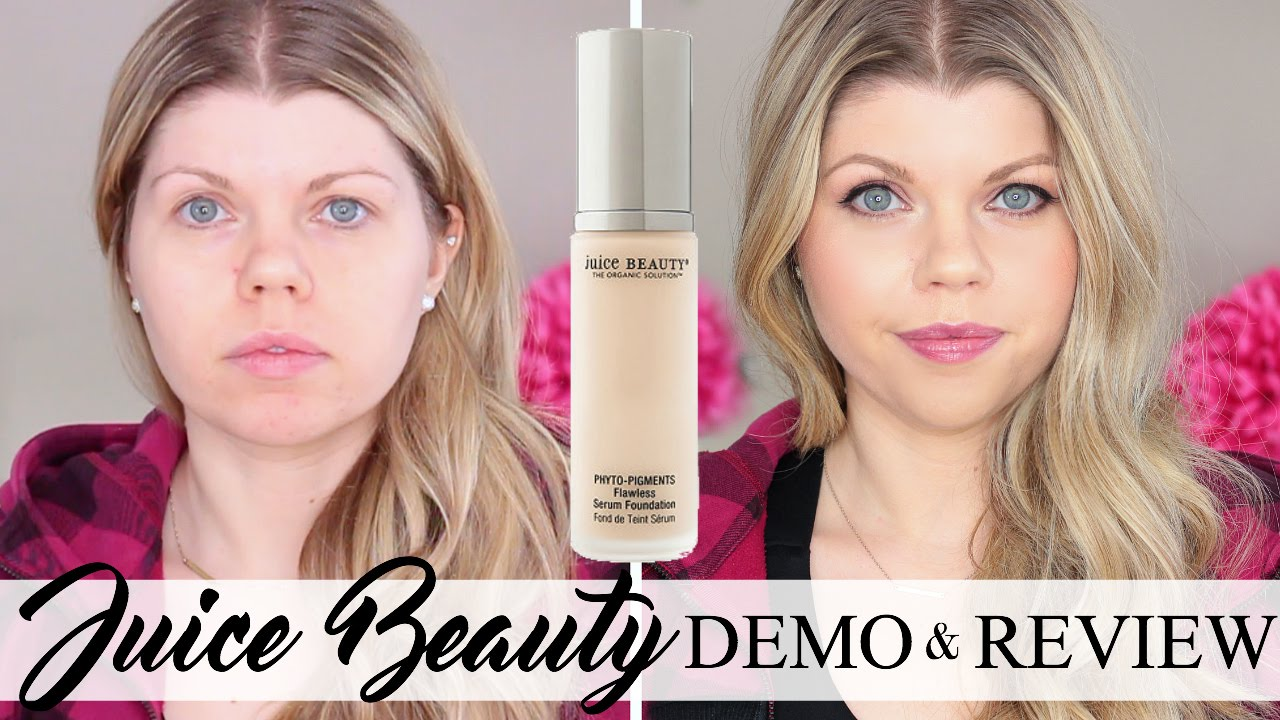 juice beauty serum foundation