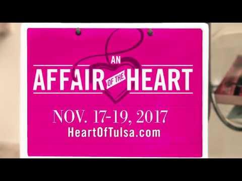 An Affair of the Heart Tulsa November 17-19, 2017 show spot