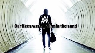 Alan Walker-Stand Alone lyrics