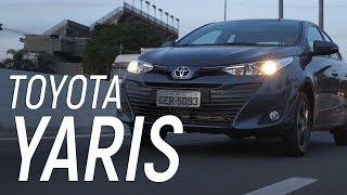 Toyota Yaris Sedan XLS CVT - Teste Webmotors