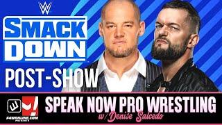 WWE SMACKDOWN: Full Show Review! | Speak Now Pro Wrestling w/ Denise Salcedo