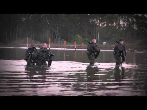 Marine Combatant Diver