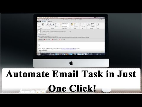 Automate Email Task in Just One Click! - Outlook Ninja