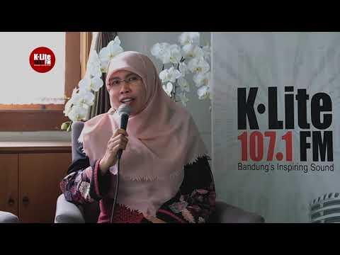 Perbincangan Special masalah Stunting bersama Ketua Forum Bandung Sehat Hj. Siti Muntamah , S.A