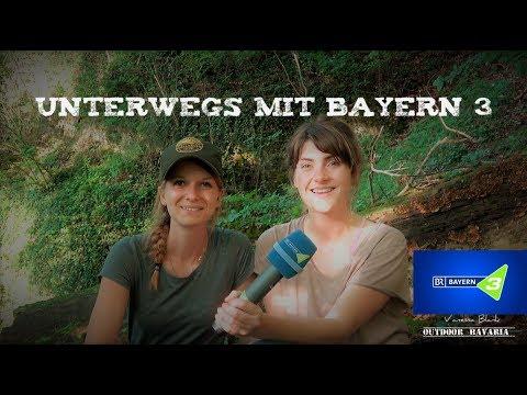 Live on Air - Bushtour mit Kadda Gehret von Bayern 3 - Podcast & Tourenfilm - Vanessa Blank - 4K